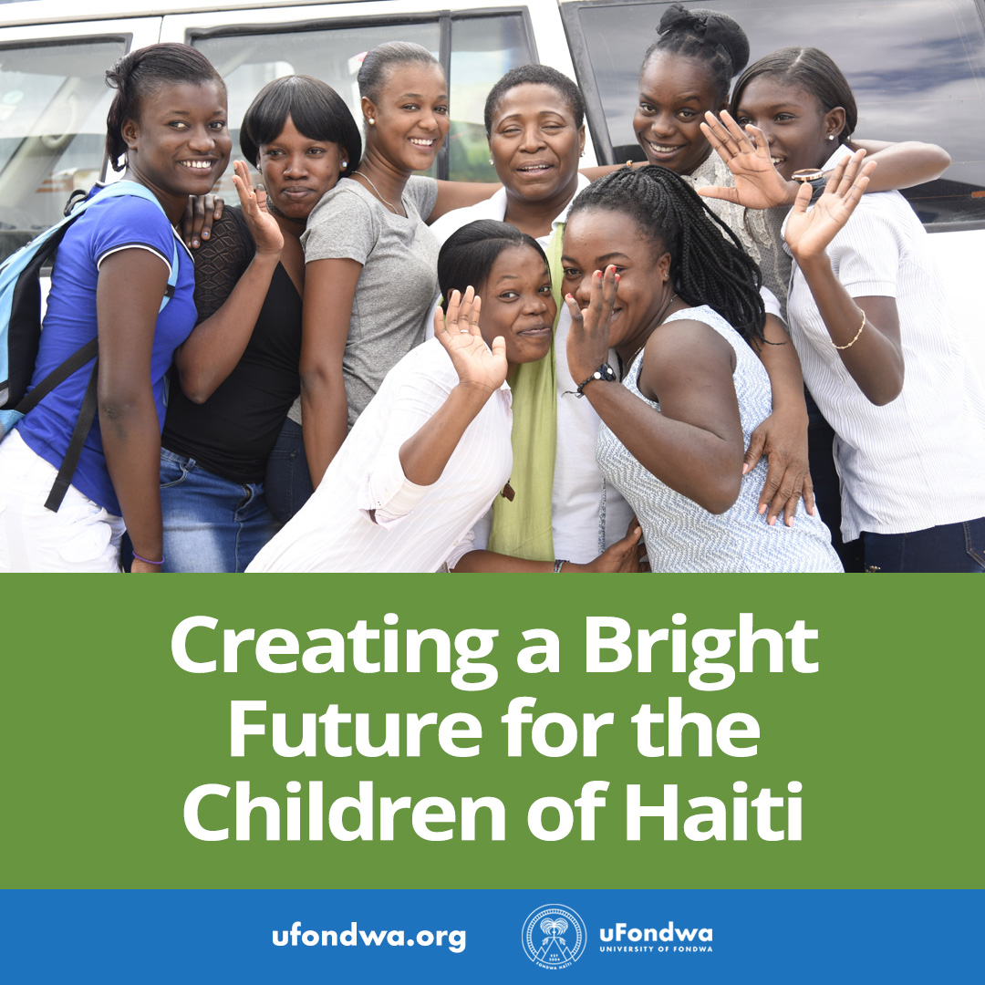 Creating a Bright Future for the Children of Haiti